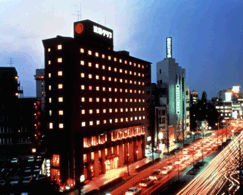 ホテル法華クラブ仙台の外観