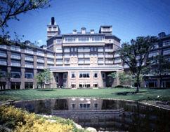 仙台ロイヤルパークホテルの外観