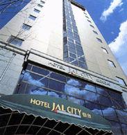 ホテルJALシティ仙台の外観