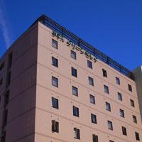 ホテルグリーンセレクの外観