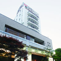 スマイルホテル仙台国分町の外観