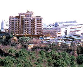 ホテル瑞鳳の外観