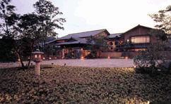茶寮宗園の外観