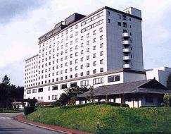 宮城蔵王ロイヤルホテルの外観