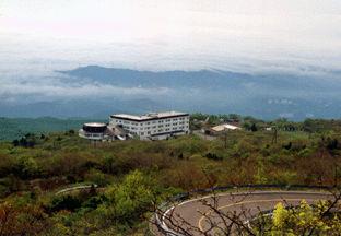 みやぎ蔵王高原ホテルの外観