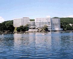 南三陸ホテル観洋の外観