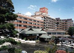日本の宿古窯の外観