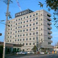 ホテルルートイン鶴岡インターの外観