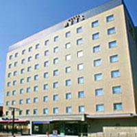 ホテルメッツ福島の外観