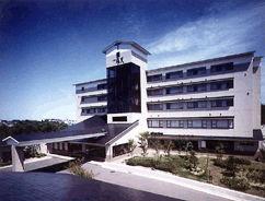 ホテル飛天の外観