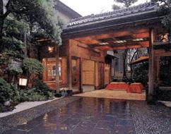 五浦観光ホテルの外観
