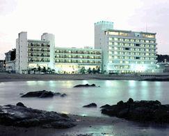 大洗ホテルの外観