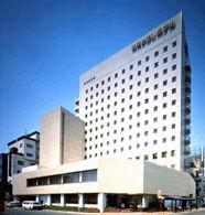 チサンホテル宇都宮の外観