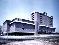 ホテル東日本宇都宮の外観