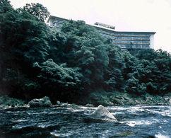 鬼怒川金谷ホテルの外観