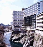 鬼怒川プラザホテルの外観