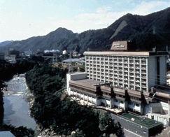 鬼怒川観光ホテルの外観