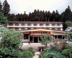梅屋敷旅館の外観