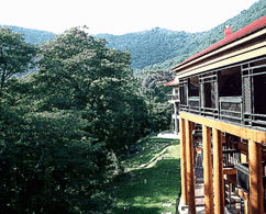 中禅寺金谷ホテルの外観
