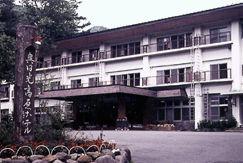 奥日光高原ホテルの外観
