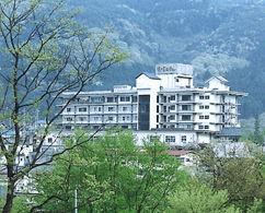 豆腐懐石 猿ヶ京ホテルの外観