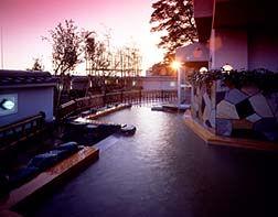 森秋旅館の外観