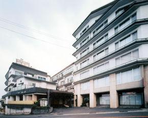 ホテル松本楼の外観