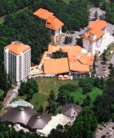 ホテルヴィレッジの外観