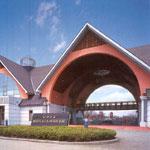紀州鉄道 軽井沢ホテルの外観