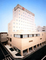 パールホテル太田の外観
