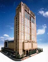 浦和ロイヤルパインズホテルの外観