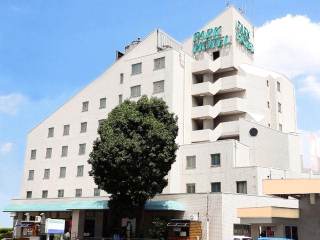 所沢パークホテルの外観