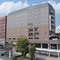 ホテルメッツ津田沼の外観