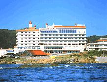 グランドホテル太陽の外観