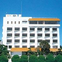 ホテル白洋の外観