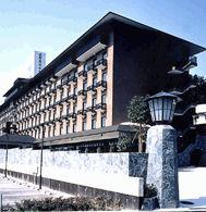 ザエディスターホテル成田の外観
