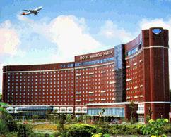 マロウドインターナショナルホテル成田の外観