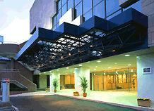 メルキュールホテル成田の外観