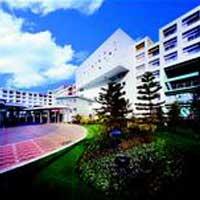 三井ガーデンホテルプラナ東京ベイの外観