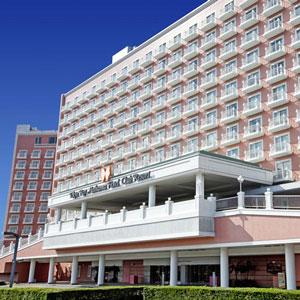 東京ベイ舞浜ホテル クラブリゾートの外観