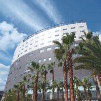 SPA&HOTEL 舞浜ユーラシアの外観