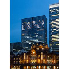 シャングリ・ラ ホテル 東京の外観