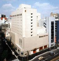 コートヤード・マリオット銀座東武ホテルの外観