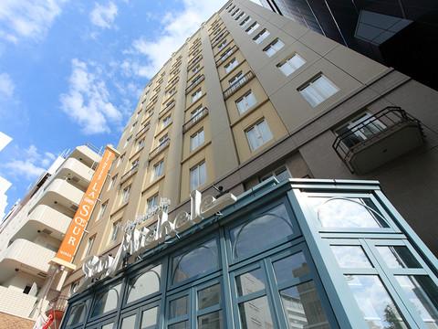 ホテルモントレラ・スールギンザの外観