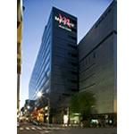 メルキュールホテル銀座東京の外観