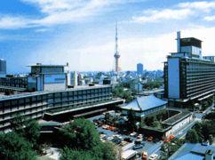 ホテルオークラ東京の外観