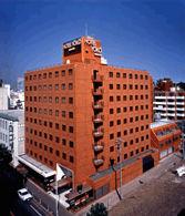 赤坂陽光ホテルの外観
