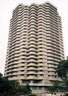 東京マリオットホテルの外観