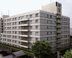 品川東武ホテルの外観