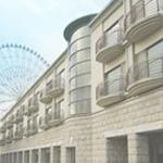 ホテルシーサイド江戸川の外観